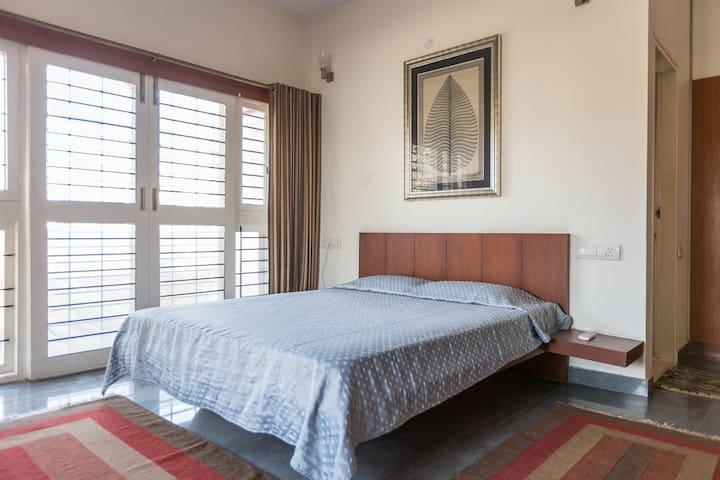 Bedroom 3 Inside Manyata Tech Park
