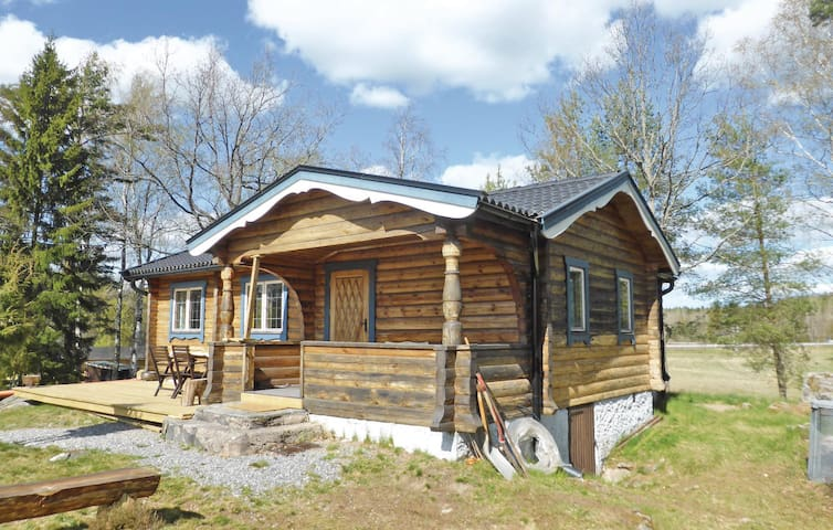 Holiday cottage with 2 bedrooms on 50m² in Sparreholm