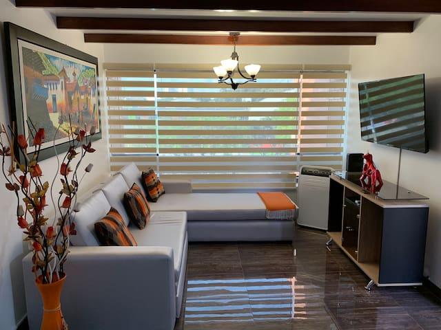 Departamento ubicado en Miraflores