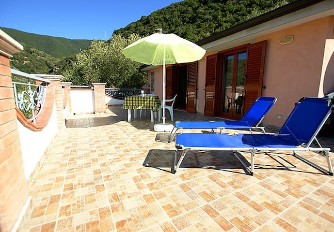 Holiday apartament for summer Pisciotta - Palinuro