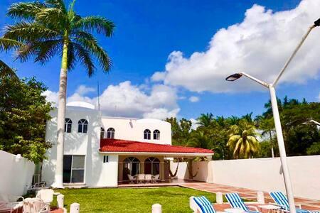 Casa Gaviota Bacalar, Quintana Roo