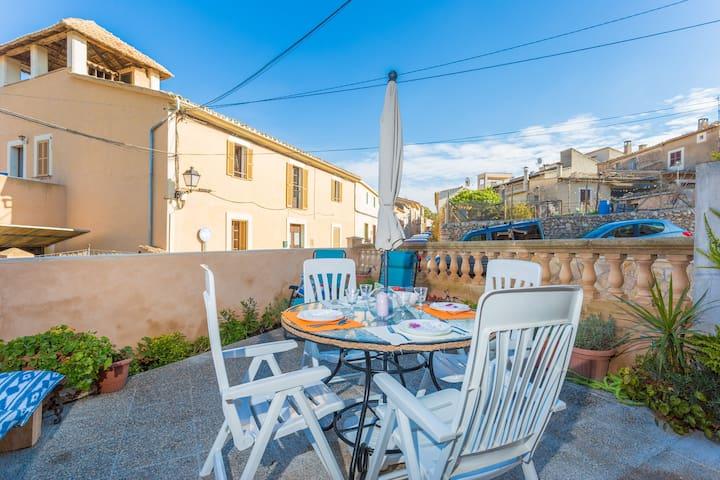 CA NANITA B - Ferienhaus für 6 Personen in Santa Eugenia.