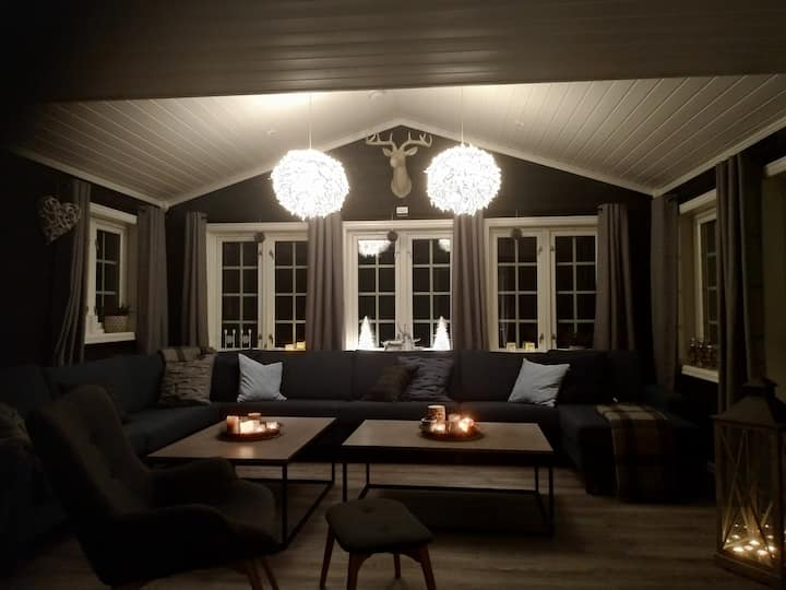 Sogndal Ski- and Mountain Cabin