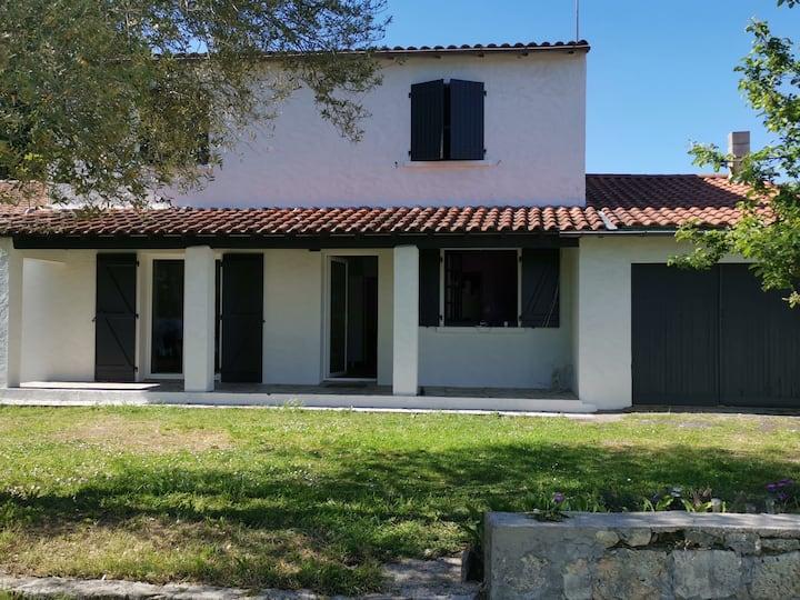 Maison Villa Les Mathes La Palmyre