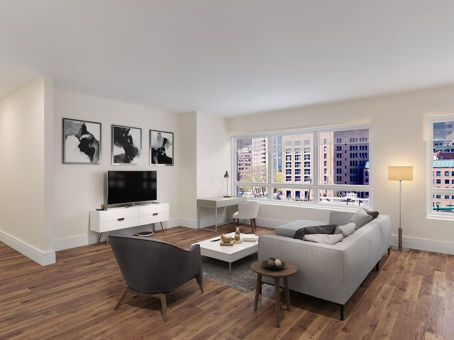 Room Type 1 - Living Room