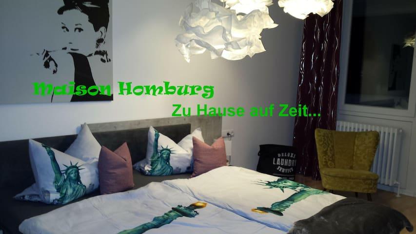 Ferienwohnung Maison Homburg - Homburg - Apartmen