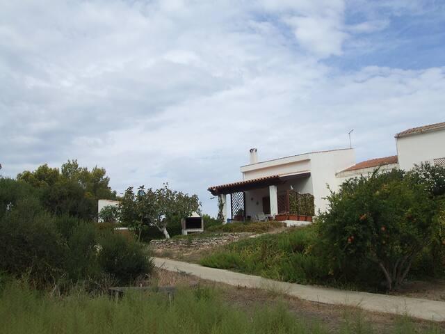 A baracca du Bobò e da Mascunedda