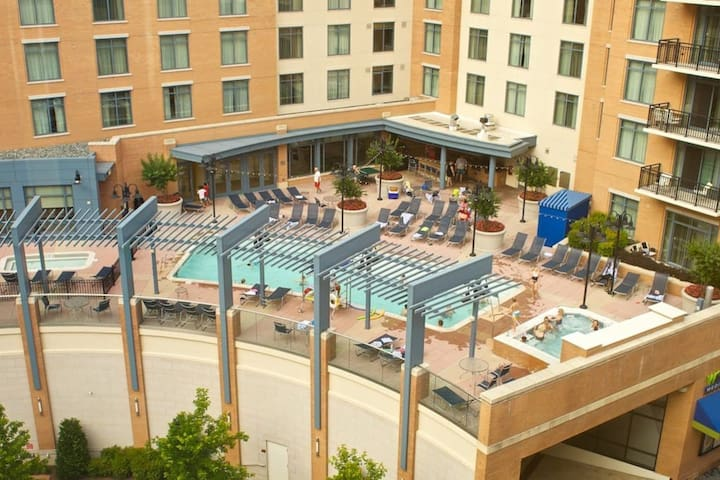 2 BD Presidential National Harbor Washington DC - Oxon Hill - Byt