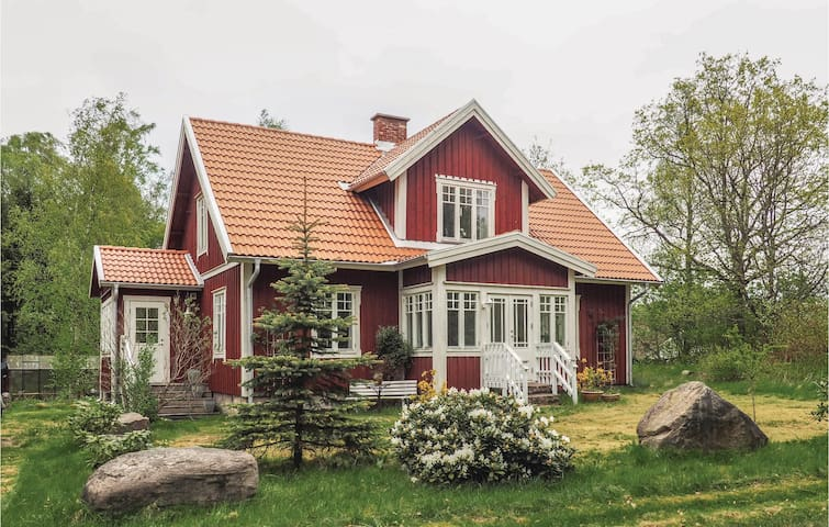 Holiday cottage with 2 bedrooms on 120m² in Markaryd