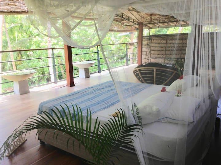 Mango Tree Room   Acacia Wood Parquet   Wild Lotus
