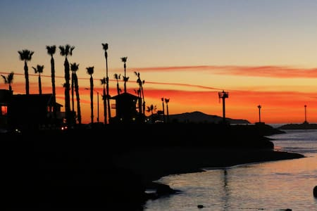 The Sunset Nook by the Beach - Oxnard - Apartment