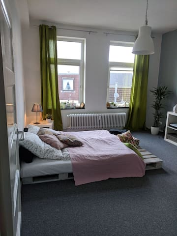 Zentrales ruhiges Privatzimmer im Herzen von Kiel
