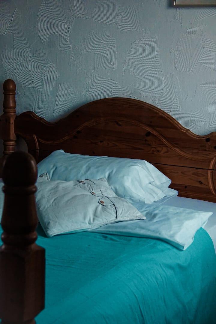 Bed & Breakfast Råda Hotel single room