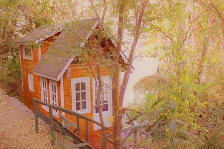 Acogedora Tiny house junto al río, Cajón del Maipo