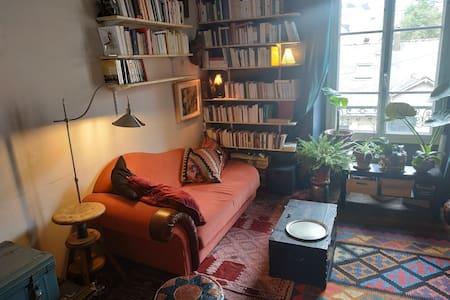 Petit appartement de caractère en centre ville
