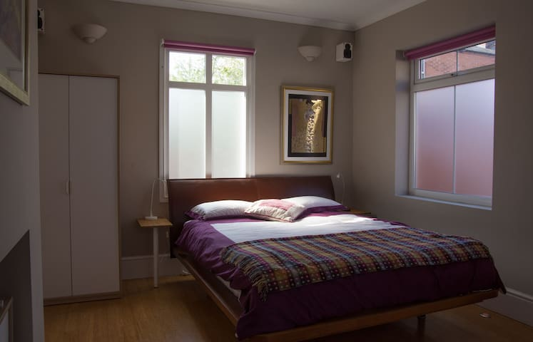 Self-contained studio in central Leamington Spa - Royal Leamington Spa - Lakás