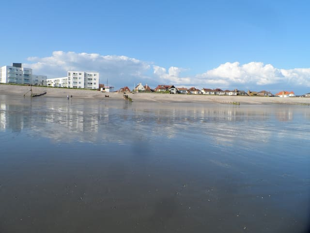 Cosy seafront apartment with 3 bedrooms - East Wittering - Departamento