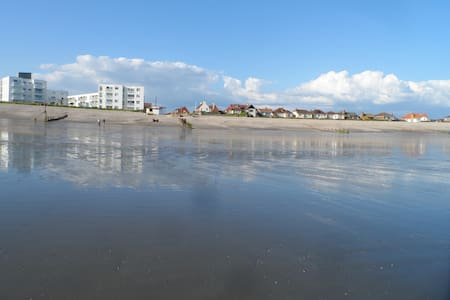 Cosy seafront apartment with 3 bedrooms - East Wittering - 公寓