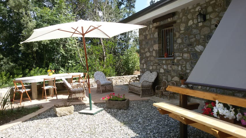 "B&b ""I suoni di valle Martina""camera lavanda - Poderia - Bed & Breakfast"
