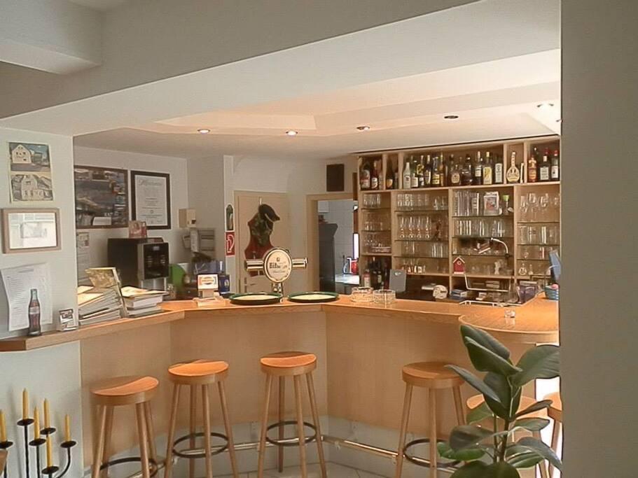 Bar im Lokal