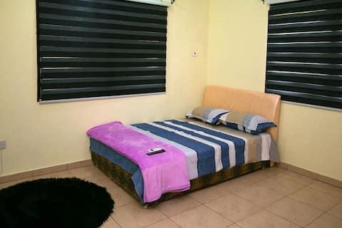 Dream it !  Live it !  Pvt comfy Room