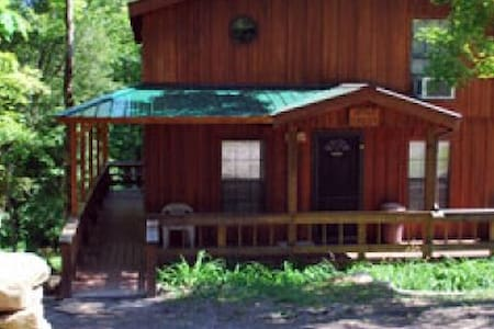 Rustic Retreat Cabins - Cabin 101