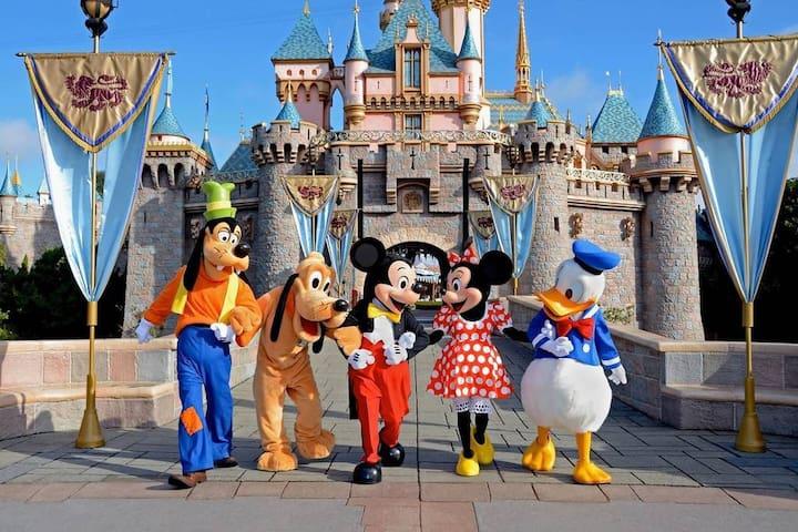 Short Walk to Disneyland, Convention & Fun!!