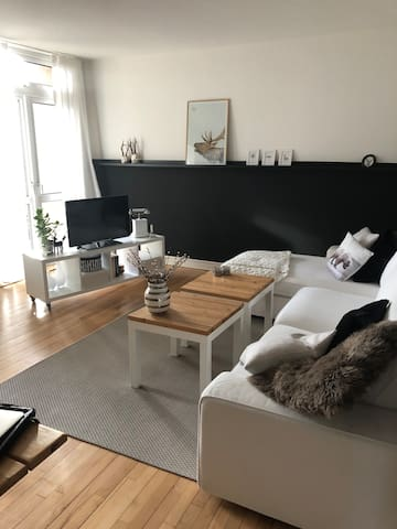 Nice big apartment in lovely Vanløse.