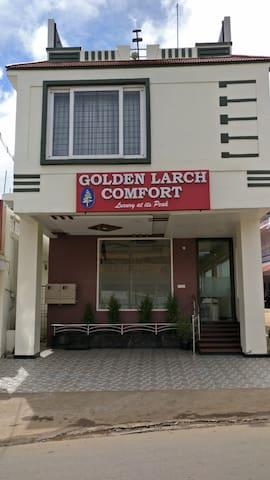Golden Larch Comfort - Ooty - Butikový hotel