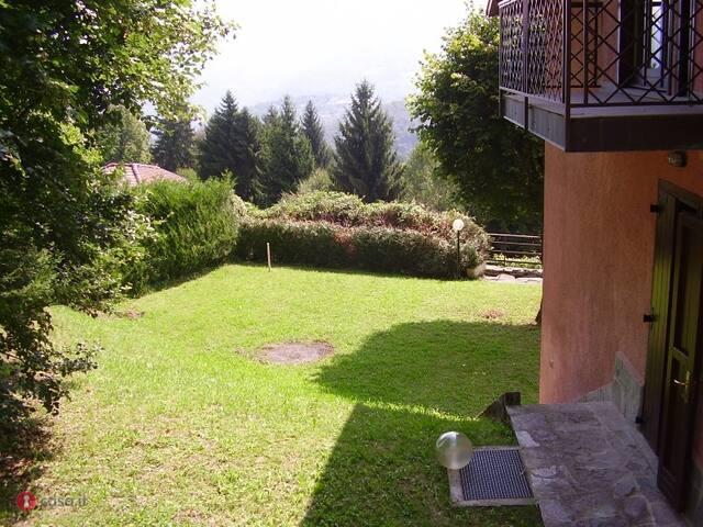 Villetta con giardino privato e bel panorama! - Lanzo D'intelvi
