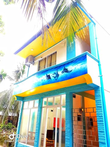 Rasdhoo Dive Club & Divers Home