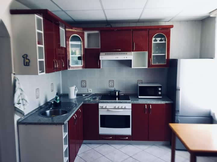 Cosy 2 bedroom flat in Vilnius, 53 m²