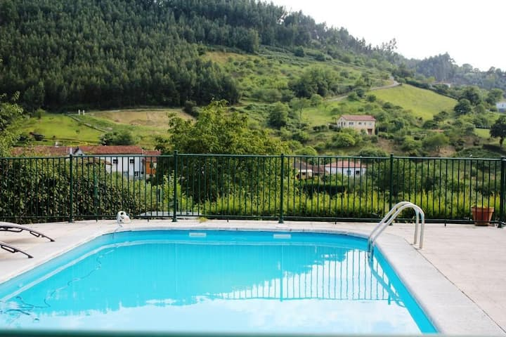 Arroes Village & Pool - Villa con piscina privada
