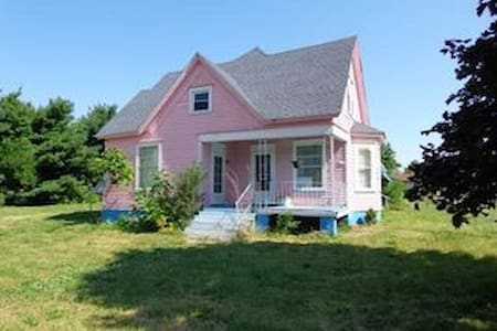 Pink House Project
