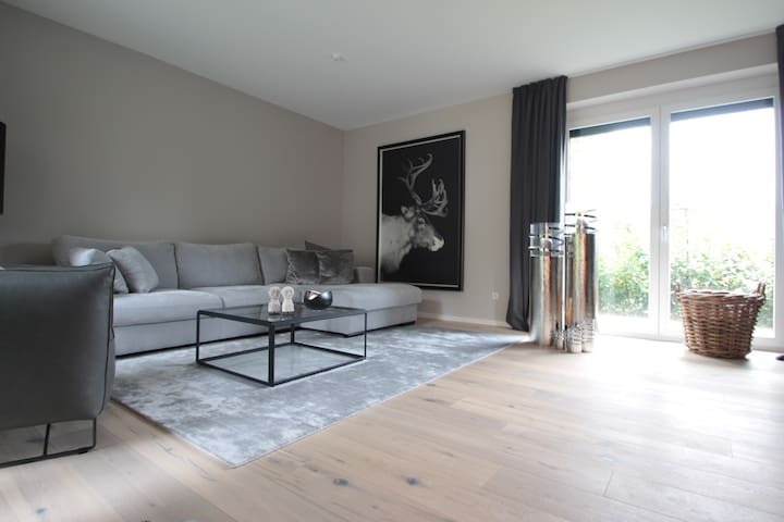 Stilvolles, neues Haus im Bremer Norden