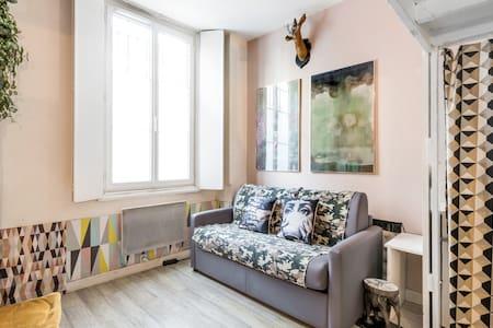 Boho Chic - Paris - Lägenhet