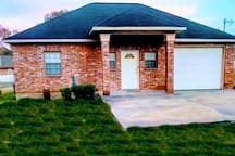 Front of the home.