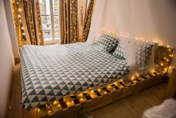 Starry Night Homestay - Mint