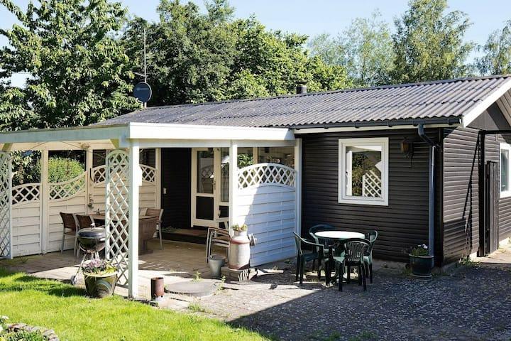 Cozy Holiday Home in Nykøbing Sjælland near Sea