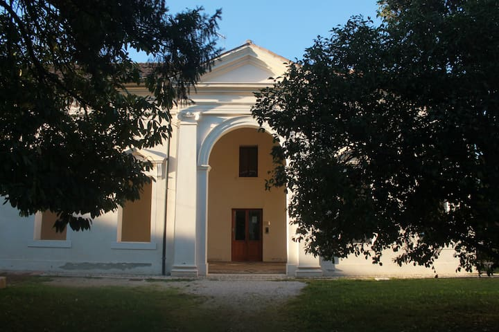 Foresteria Barchessa Zorzi - Riese Pio X - Albergue