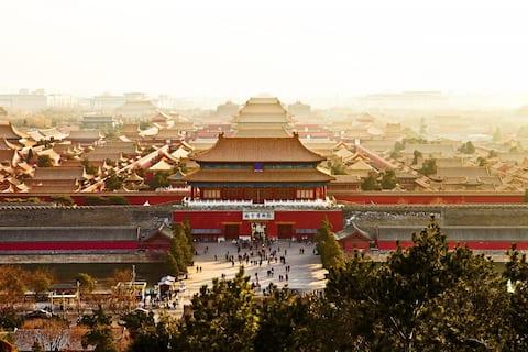 老北京舒适的小屋 Elegant Home of Old Beijing