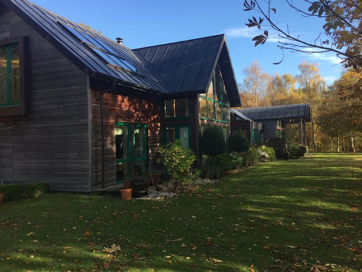 Private TOP 5* Home Nethy Bridge, Relax, WiFi