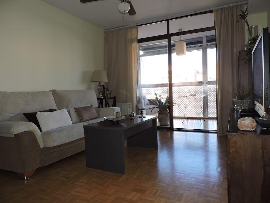 Salón // Living Room