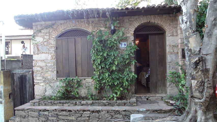 Casa de Pedra - Lençóis - Casa