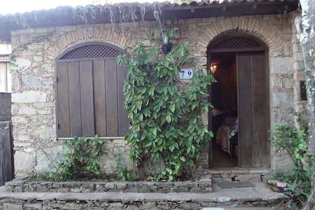 Casa de Pedra - Lençóis - 단독주택