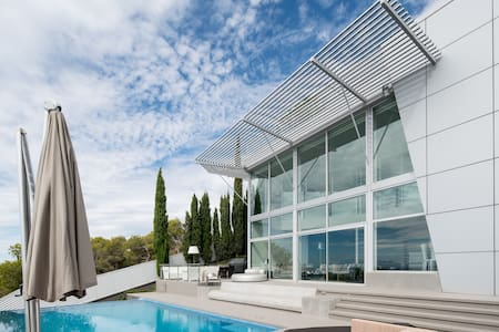 Contemporary Style House in Sitges - Sitges - Villa