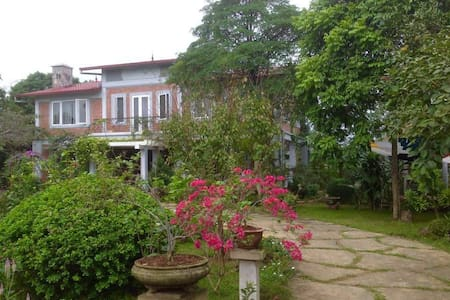 Rose Villa, tranquil and beautiful home in Ba Vi