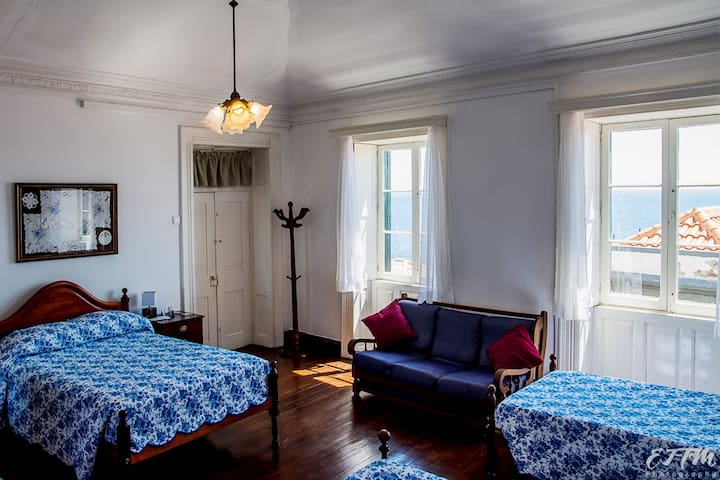 Vitorina Corte Guesthouse - Triple Room