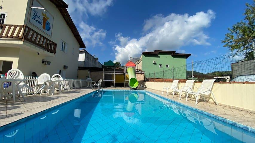 Vila Real Juquehy - Apartamento Duplo Standard