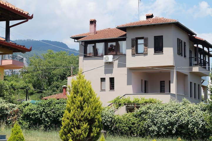 Luxury apartments faki - Litochoro - Appartement